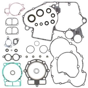 new complete gasket kit w oil seals ktm exc 520 520cc 2000 2001 2002 88950 0 - Denparts