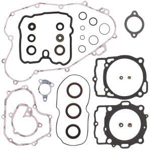 new complete gasket kit w oil seals ktm exc r 530 530cc 2008 88859 0 - Denparts