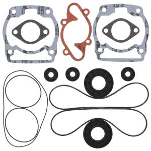 new complete gasket kit w oil seals moto ski super sonic xc 354 lc 2 340cc 1979 61659 0 - Denparts