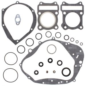 new complete gasket kit w oil seals suzuki dr z125 125cc 2003 2015 88693 0 - Denparts