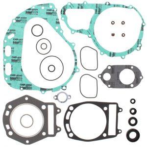 new complete gasket kit w oil seals suzuki dr650se 650cc 1996 2016 88497 0 - Denparts