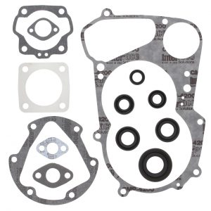 new complete gasket kit w oil seals suzuki jr50 50cc 1978 2006 86599 0 - Denparts