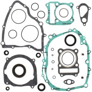 new complete gasket kit w oil seals suzuki lt 230e 68 5mm ob 230cc 1987 1993 86804 0 - Denparts