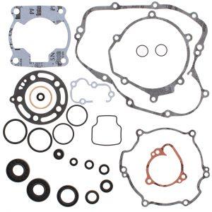 Complete Gasket Kit with Oil Seals For Suzuki LT-F500F Vinson 2003-2007 500cc