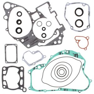 new complete gasket kit w oil seals suzuki rm125 125cc 2001 2002 2003 58783 0 - Denparts