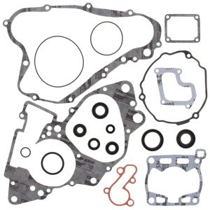 new complete gasket kit w oil seals suzuki rm85 85cc 2002 2016 84942 0 - Denparts
