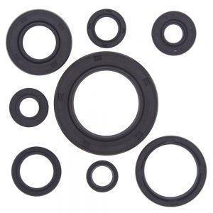 new engine oil seal kit honda cr250r 250cc 92 93 94 95 96 97 98 99 00 01 57320 0 - Denparts