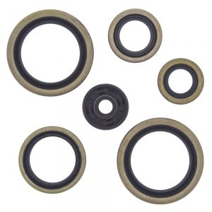 new engine oil seal kit ktm mxc 200 200cc 1998 1999 2000 2001 2002 2003 88321 0 - Denparts