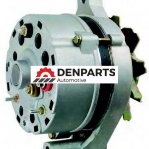 new ford lincoln mercury alternator 1963 1975 60amp 12v 101475 0 - Denparts