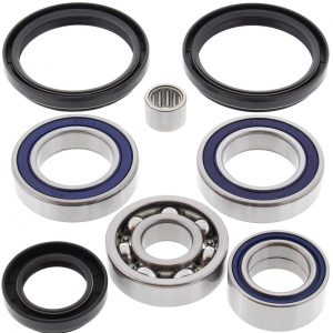 new front differential bearing kit arctic cat 375 4x4 w at 375cc 2002 98979 0 - Denparts