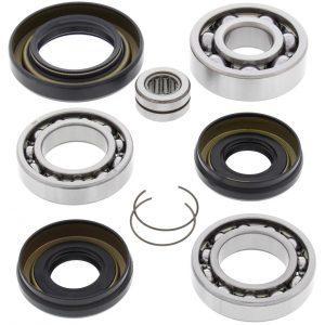 new front differential bearing kit honda trx300fw fourtrax 4x4 300cc 1988 2000 115912 0 - Denparts