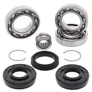 new front differential bearing kit honda trx400fa 400cc 2004 2005 2006 2007 99451 0 - Denparts
