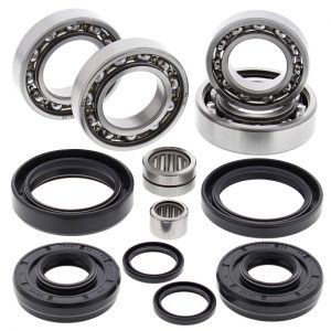 new front differential bearing kit honda trx420 fpa 420cc 09 10 11 12 13 14 98676 0 - Denparts