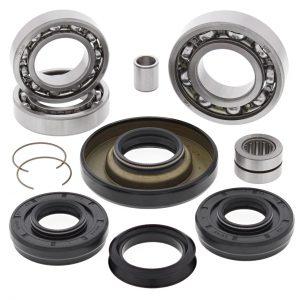 new front differential bearing kit honda trx500fa 500cc 2001 2002 2003 2004 98420 0 - Denparts