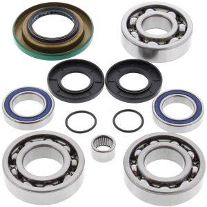 new front differential bearing kit john deere trail buck 650ex 650cc 46765 0 - Denparts