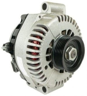 new high output 220 amp alternator fits ford f series pickups 6 0l 2006 2007 dsl 44727 0 - Denparts