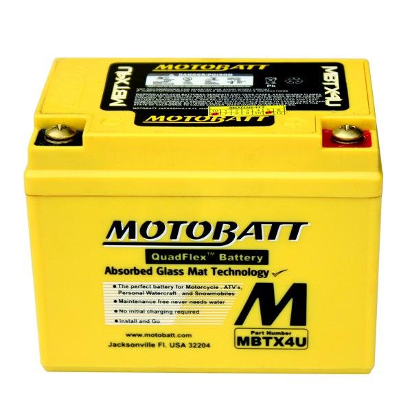 MotoBatt AGM Battery For Beta Alp 4T / RR50 Enduro