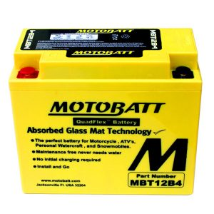 new motobatt agm battery for bimota db5 2006 2007 db6 2008 2009 motorcycles 111597 0 - Denparts