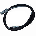 new parking brake cable for club car xrt1200 xrt1200sw 45 length 102033901 91042 0 - Denparts