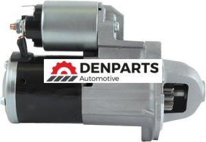 new pmgr 12 volt starter for 2012 2013 2014 mazda 2 1 5liter engines 46813 0 - Denparts