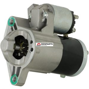 new pmgr 12 volt starter for dodge nitro 3 7l 226 v6 engine 4801854aa mot32972 6218 0 - Denparts