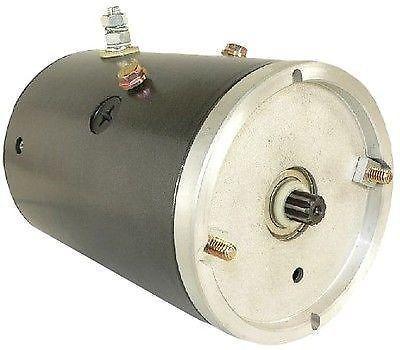 Pump Motor Dell Liftgate Fenner Fluid Power Maxon 1 Post Double Ball Bearing