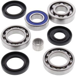 new rear differential bearing kit arctic cat 375 2x4 w at 375cc 2002 99149 0 - Denparts