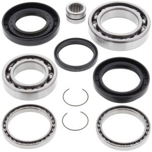 new rear differential bearing kit honda trx420 fpe 420cc 2011 2012 2013 16022 0 - Denparts