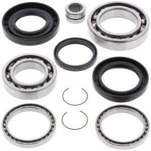 new rear differential bearing kit honda trx420 fpm 420cc 2011 2012 2013 17614 0 - Denparts