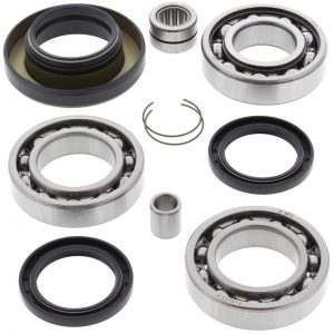 new rear differential bearing kit honda trx450fe fm 450cc 2002 2003 2004 19737 0 - Denparts