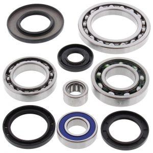 new rear differential bearing kit suzuki lt f500f 500cc 1998 1999 2000 98214 0 - Denparts