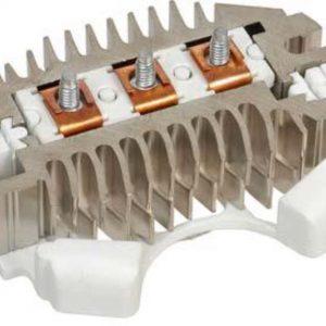 new rectifier bridge fits delco 12si 94 amp alternators 1105541 1105542 1105543 46010 0 - Denparts