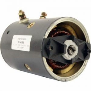Snow Plow Motor for Fisher Western MUE6302