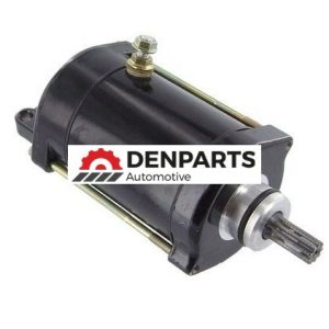 new starter arctic cat pwc barracuda 639cc 3008 0930 - Denparts