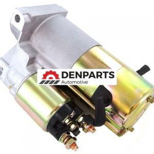 new starter buick cadillac chevrolet and pontiac 12901 2 - Denparts