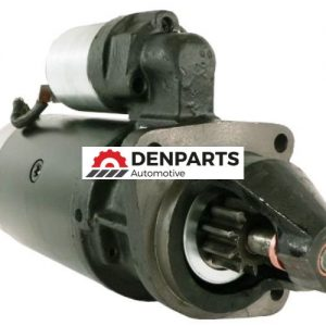 new starter caterpillar massey ferguson timberjack w perkins engine 1987 1989 6025 0 - Denparts