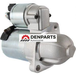 new starter fits hyundai sonata 2009 2010 2011 2012 2013 2014 2 4l 36100 2g100 109810 0 - Denparts