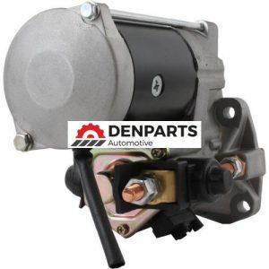 new starter fits john deere 9 0l diesel re520634 wts combines t660 t670 1214 1 - Denparts