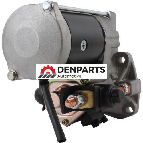 Starter  John Deere 9.0L Diesel RE520634 WTS Combines T660 T670