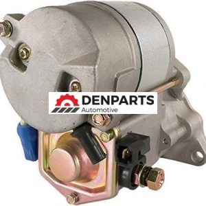 new starter fits kubota excavators k008 3 w d722ebh 3 engine 10hp dsl 2000 2005 11928 2 - Denparts