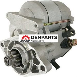 new starter fits kubota generator sets gl5500s w zb500gls engine 10hp 1988 on 1457 0 - Denparts
