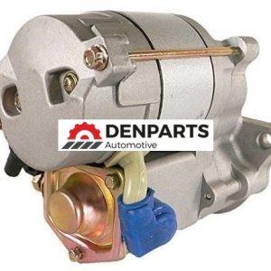 new starter fits kubota generator sets gl6500s zb600gls engine 12hp dsl 1988 on 14989 1 - Denparts