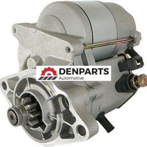 new starter fits kubota mowers fz2400 w d1105 f engine 24hp dsl 15504 63010 17358 0 - Denparts