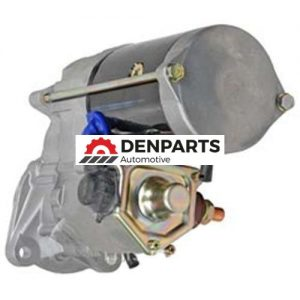 new starter fits thomas built bus mvp ef type d saftlinner ef er hdx cat 3126 13805 1 - Denparts