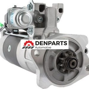 new starter for caterpillar d4g xl 12 volt system 32b66 10301 32b6610301 1217 0 - Denparts