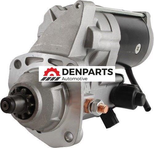 Starter For John Deere Marine Engines 4045TFM 276ci 4.5L  RE43425 TY6796