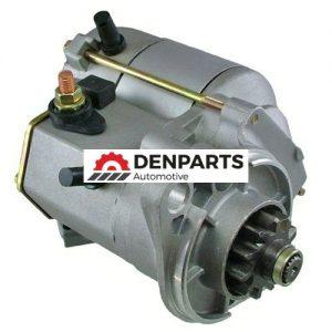 new starter for kubota f2302 v1903 engines 10044 0 - Denparts