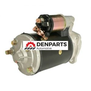 new starter for massey ferguson mf 165 mf 168 mf 175s 4 236 3539390m91 1447731r1 11493 1 - Denparts