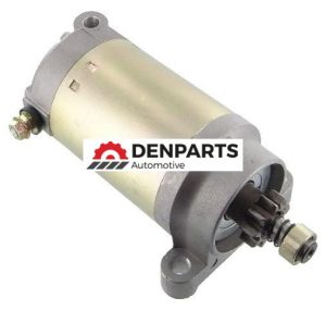 new starter for yamaha snowmobile 1997 2005 many models 16550 0 - Denparts