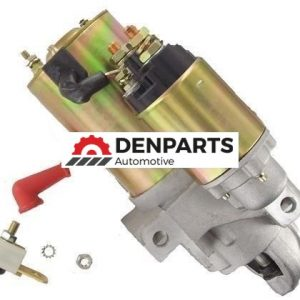 new starter fuse kit for volvo penta inboard 5 7gs 8cyl 1993 1999 350ci gas 3273 3 - Denparts